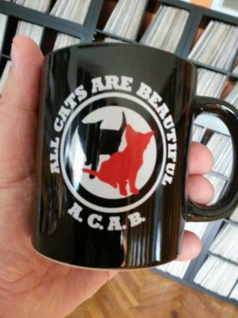 ACAB (ALL CATS ARE BEAUTIFUL) BECHER
