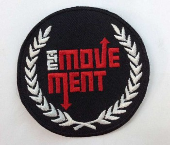 THE MOVEMENT LAUREL PATCH