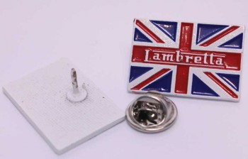 LAMBRETTA UNION JACK PIN