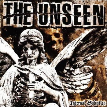 The Unseen - Internal Salvation LP
