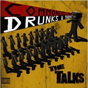 Talks, the: Commoners, Peers, Drunks & Thieves LP+ mp3