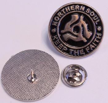 NORTHERN SOUL CENTER PIN