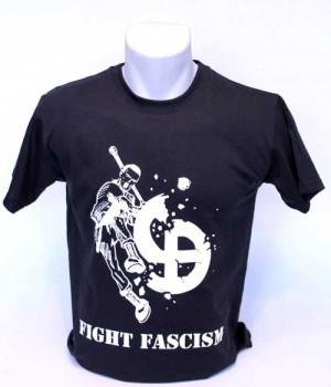 FIGHT FASCISM T-SHIRT