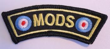 MODS TARGET PATCH