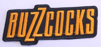 BUZZCOCKS PATCH ORANGE