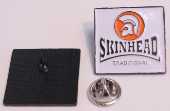 SKINHEAD TRADITIONAL PIN