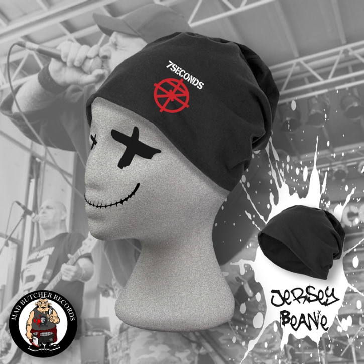 7 SECONDS RED BEANIE