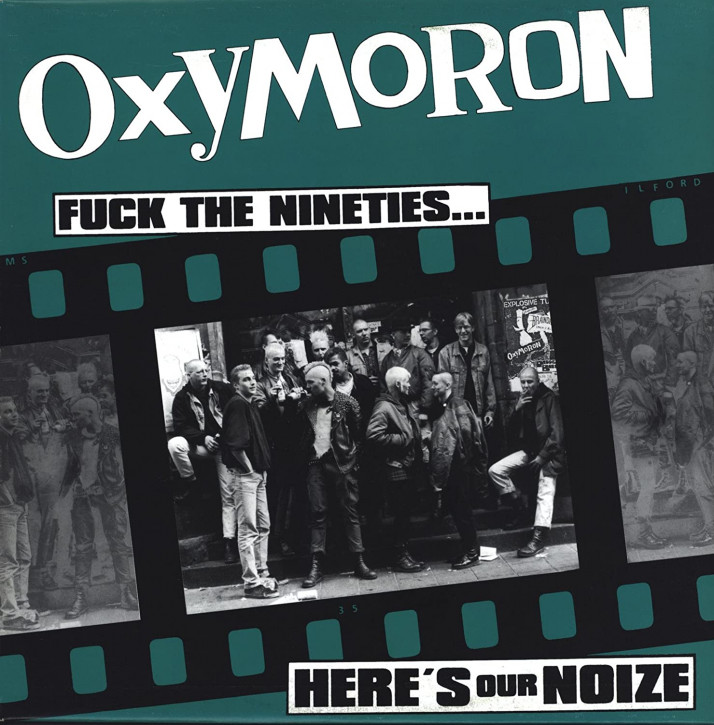 OXYMORON Fuck The 90's LP