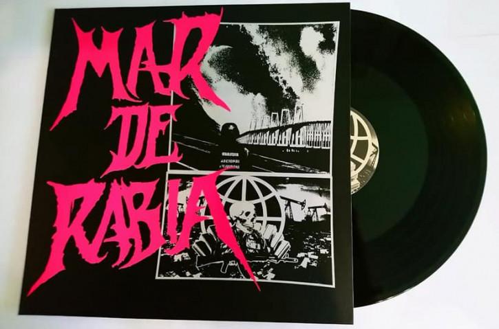 """Mar de Rabia """"La Destrucción Inminente"""" & """"La Infección Cultural Perpetua LP"""