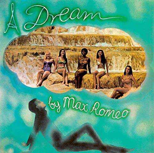 Max Romeo ‎– A Dream LP