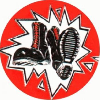 OI BUTTONS - Agnostic Boots