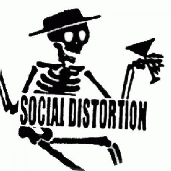 Social Distortion - Cheers