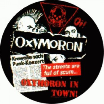 OXYMORON - Pin 2