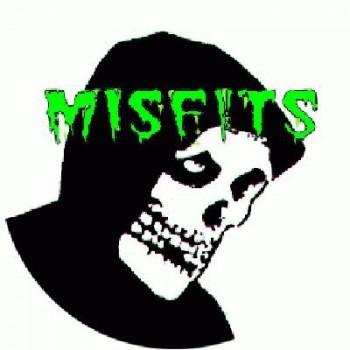 MISFITS - Skull 1