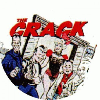 THE CRACK - Album Cover