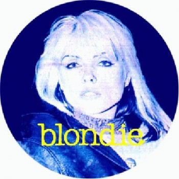 BLONDIE - Blue