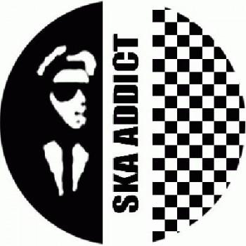 SKA/ROCKSTEADY/REGGAE - Ska Addict b/w