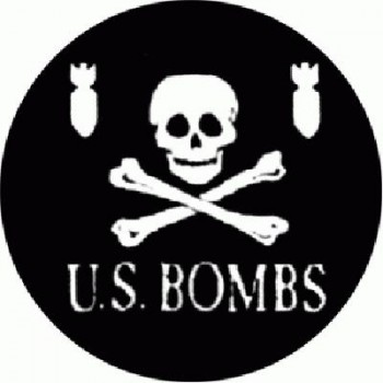 US BOMBS - Skull