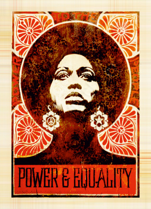 POWER & EQUALITY STICKER (10 units)