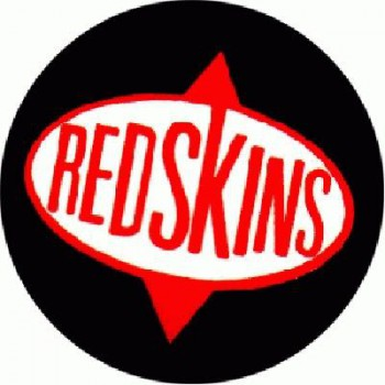 REDSKIN/RASH/SHARP - Redskin logo