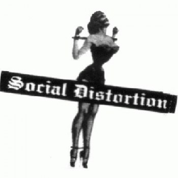 Social Distortion - Pin up