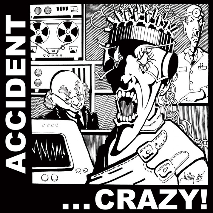 MAJOR ACCIDENT CRAZY LP