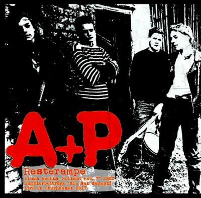 A+P - Resterampe Lp