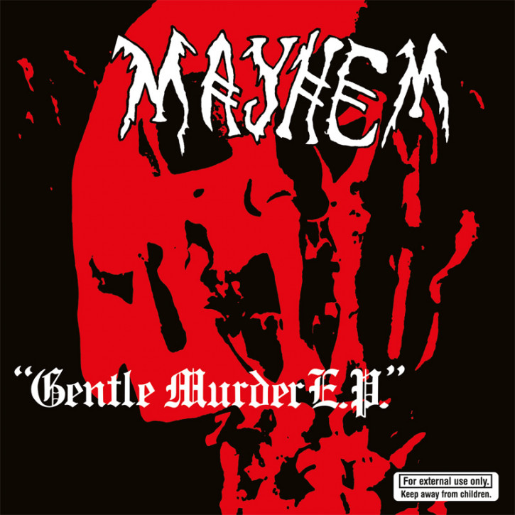 MAYHEM GENTLE MURDER EP