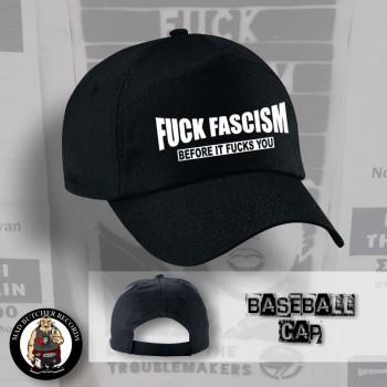 FUCK FASCISM BEFORE IT FUCKS YOU BASECAP
