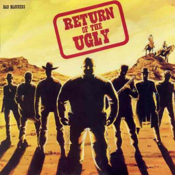 BAD MANNERS RETURN OF THE UGLY LP VINYL YELLOW