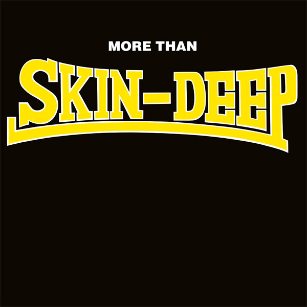 SKIN DEEP MORE THAN...LP VINYL SCHWARZ