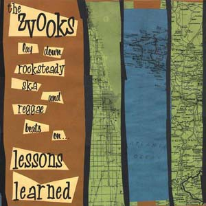 The Zwooks - Lesson Learned CD