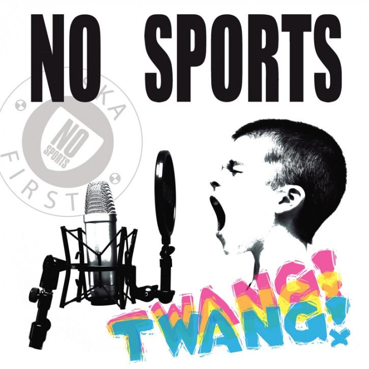 NO SPORTS TWANG! CD