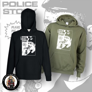 BLACK FLAG POLICE STORY KAPU