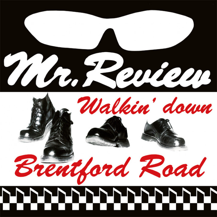 MR.REVIEW WALKIN`DOWN BRENTFORD ROAD LP