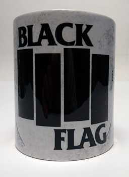 BLACK FLAG KAFFEEBECHER