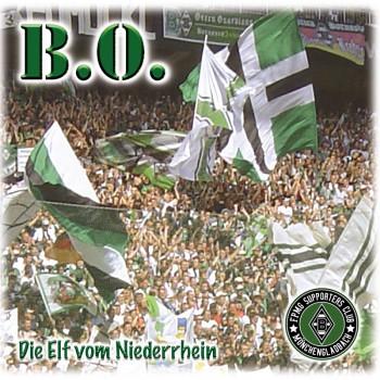 B.O. DIE ELF VOM NIEDERRHEIN LP