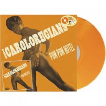 Caroloregians 'Pum Pum Hotel' LP+CD 180g coloured vinyl