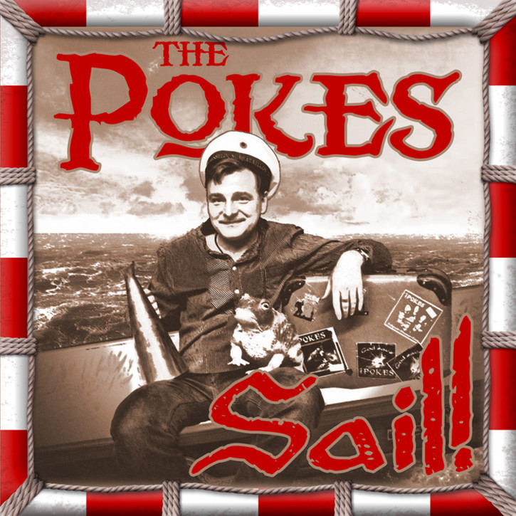 THE POKES SAIL 7 VINYL ROT