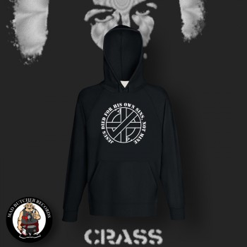 CRASS JESUS DIED FOR HIS OWN SINS HOOD