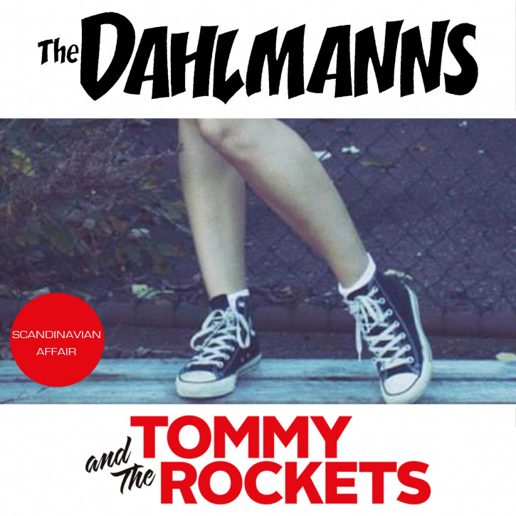 The Dahlmanns / Tommy and The Rockets - Scandinavian affair EP
