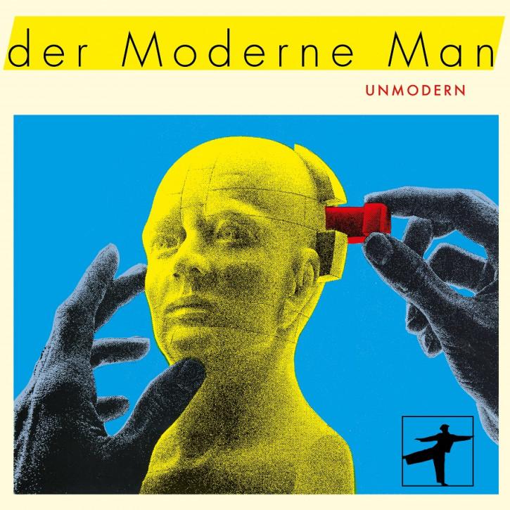 """Der Moderne Man: """"Unmodern"""" LP"""