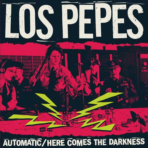 Los Pepes - Automatic EP