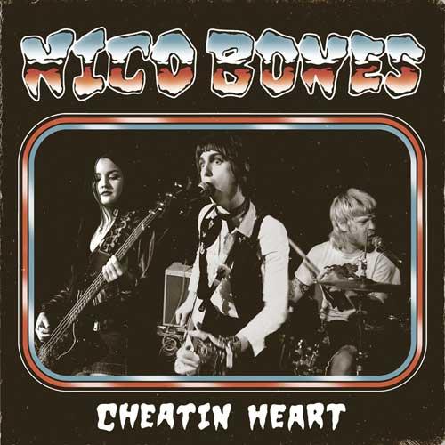Nico Bones - Cheatin Heart EP