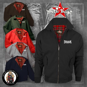 FATAL BLOW CARDIFF HARRINGTON JACKET