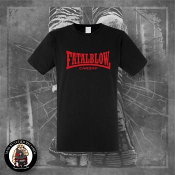 FATAL BLOW CARDIFF T-SHIRT SCHWARZ / L