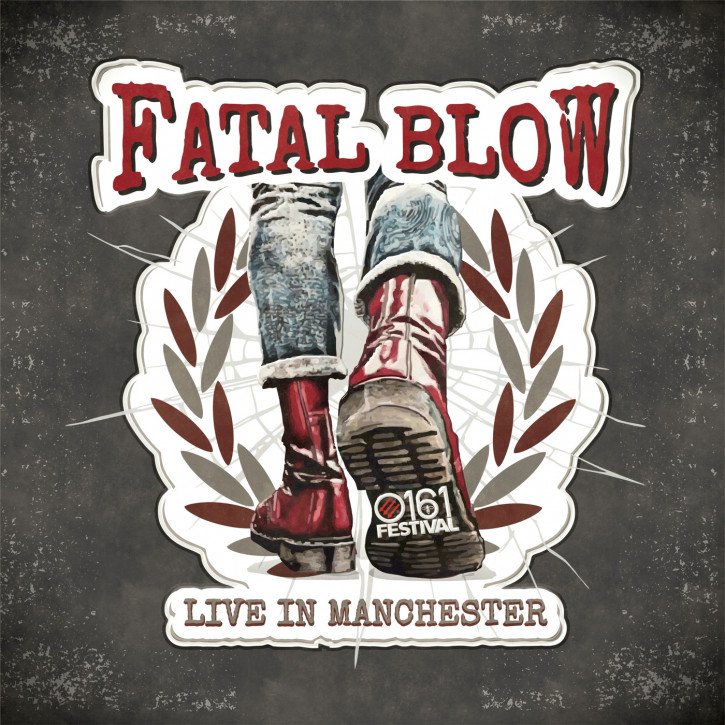 FATAL BLOW LIVE IN MANCHESTER LP