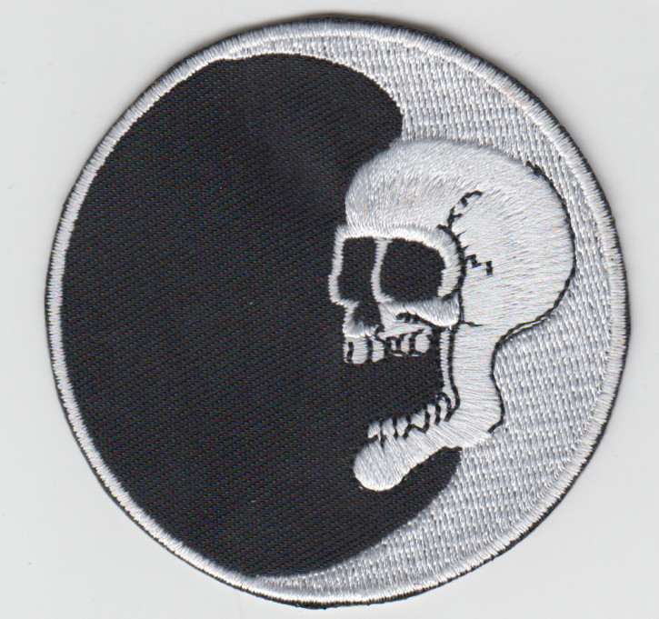 DEAD MOON LOGO PATCH