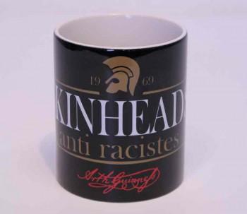 SKINHEAD ANTI RACISTES MUG