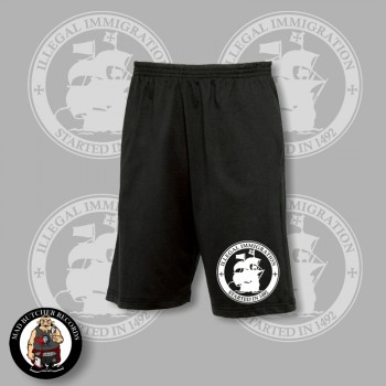 ILLEGAL IMMIGRATION SHORTS XXL